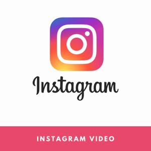 instagram video dentadir