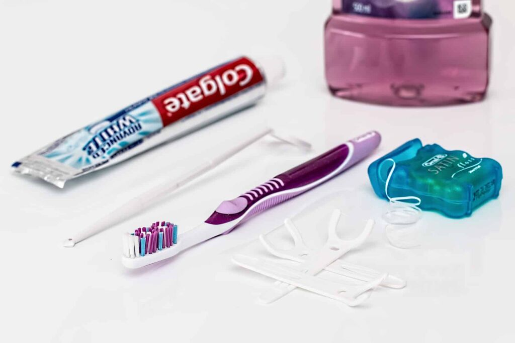 oral dental kit