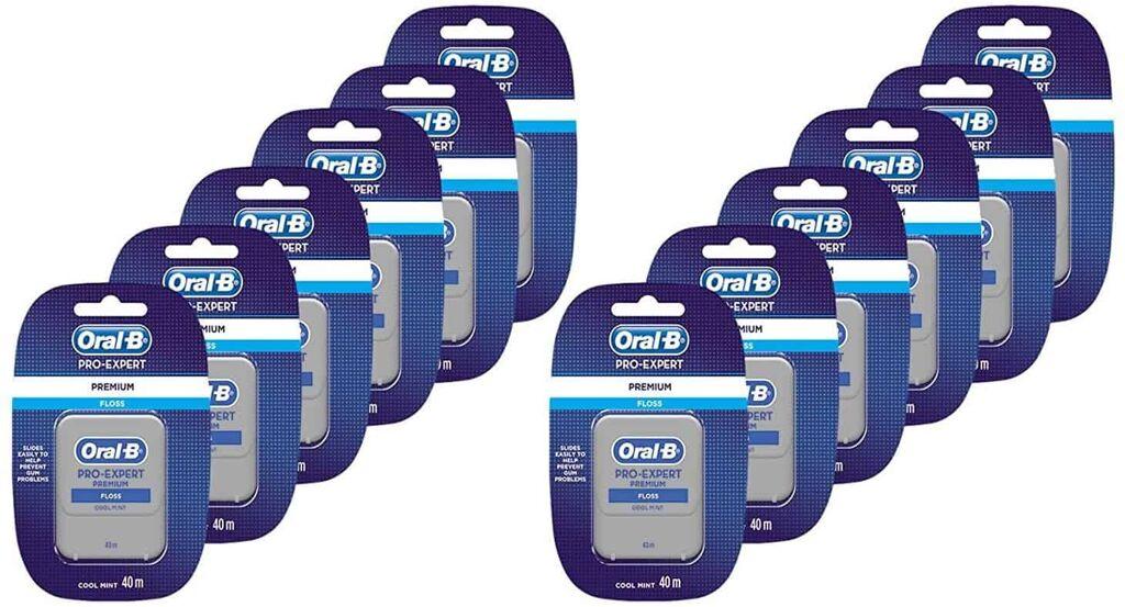 oral-b premium floss