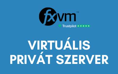 FXVM Virtuális Privát Szerver