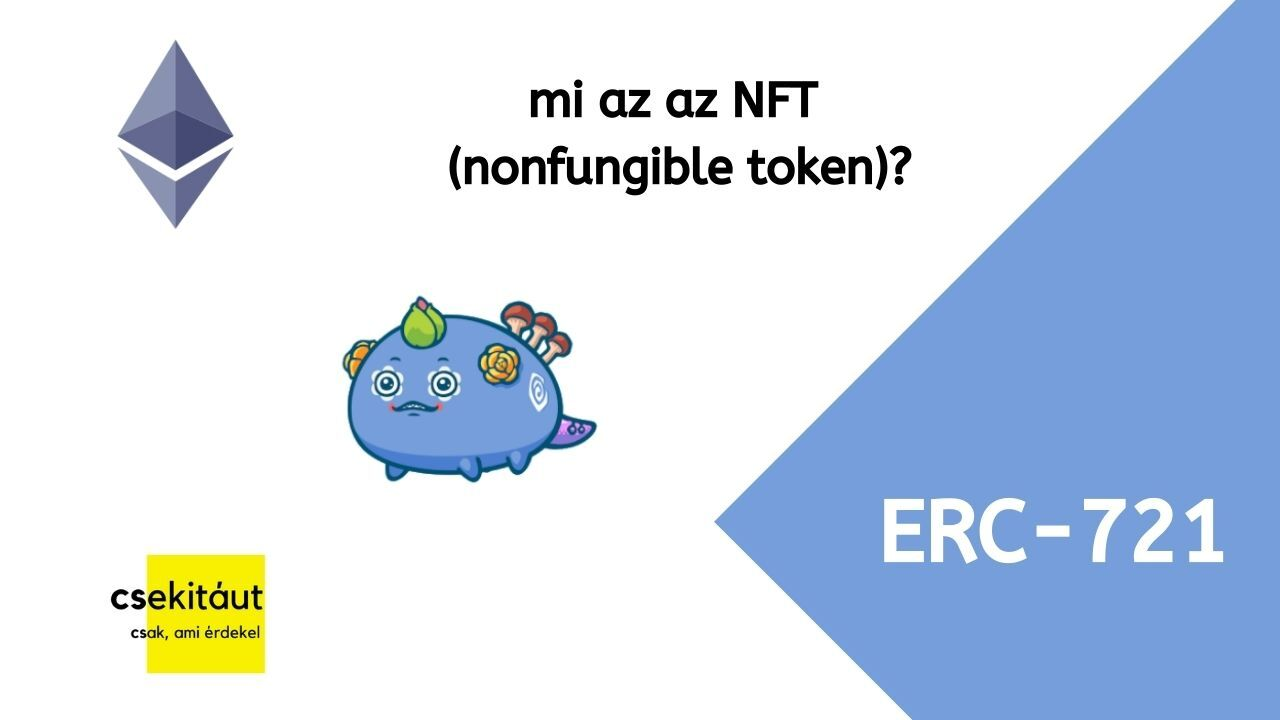 mi az NFT (nonfungible token)
