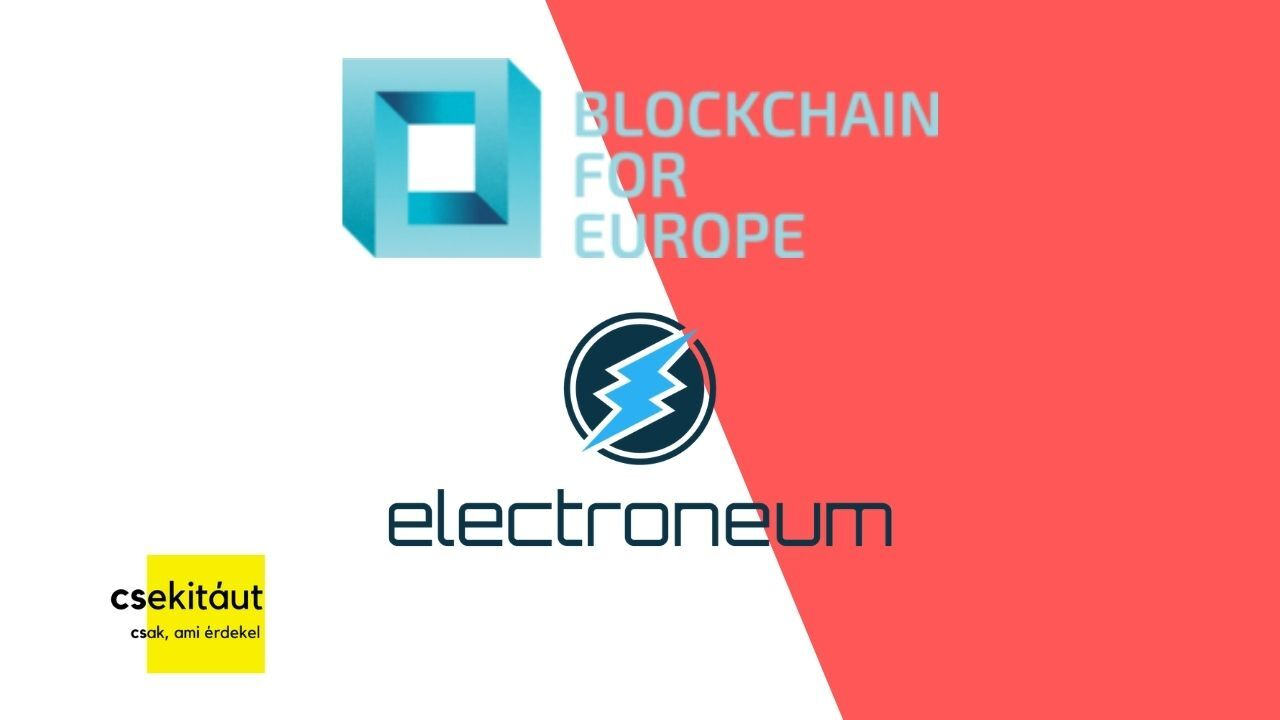 blockchain for europe electroneum
